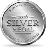 Silver Medal 2016 Sonoma County Harvest Challenge