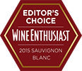 Editor's Choice, 89 Points, Wine Enthusiast Magazine
