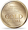 Gold Medal 2017 New York International Wine Competitionn